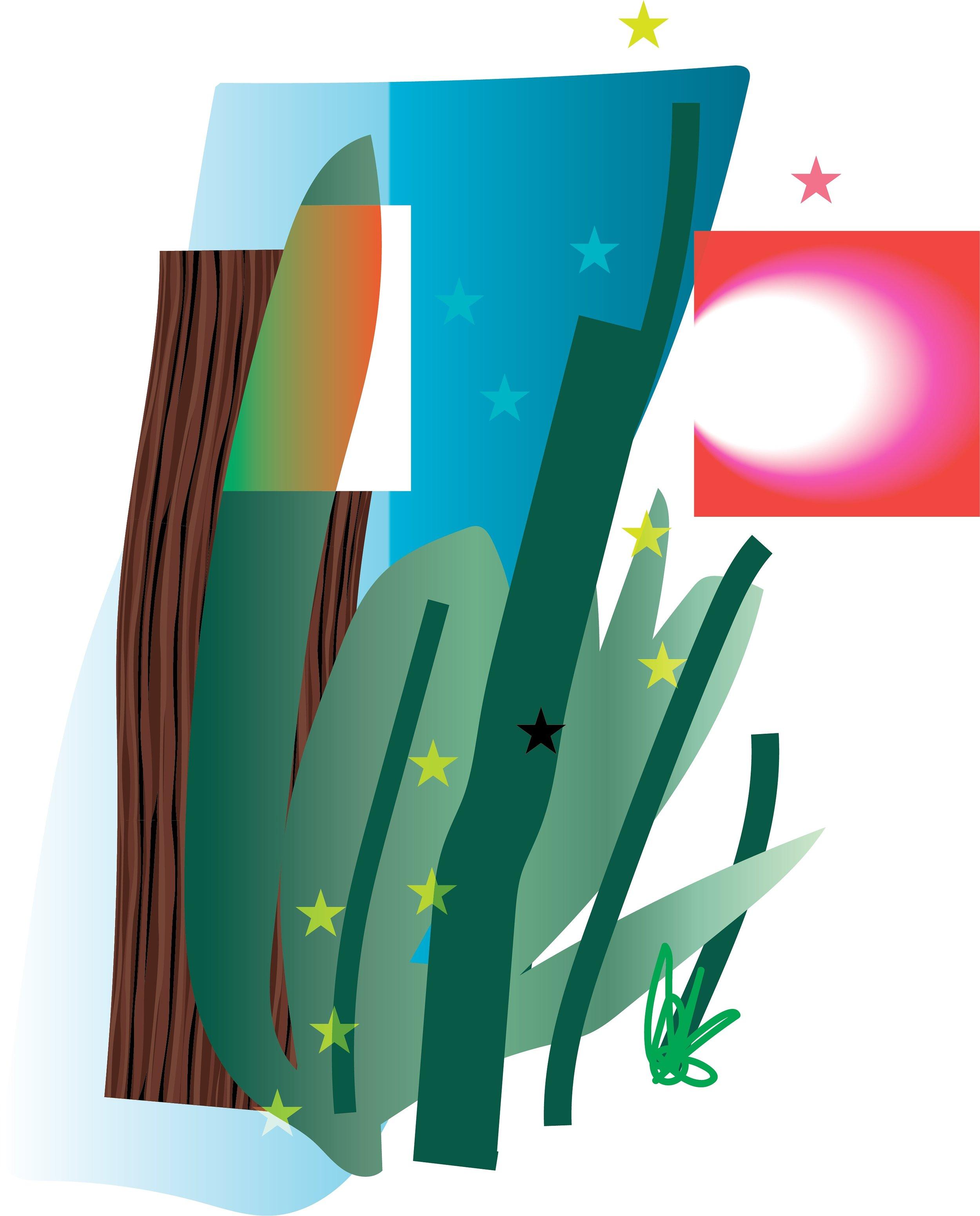 Illustration by Paradise Khanmalek