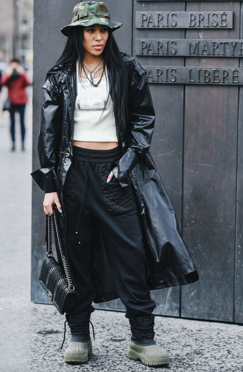 CASUAL TRENCH -