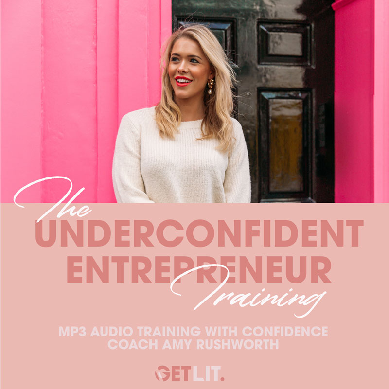 The Underconfident Entrepreneur - Health and wellness coach and UK leading confidence expert Amy Rushworth shares in this masterclass exactly what it takes to become a confident Entrepreneur. In this 50 minute audio training you will learn:- Key Steps I Used To Build Confidence As A Brand New Coach- The Big Beliefs To Take Your Biz From Strength To Strength- Confidence-Building Mindset Shifts To Get Sales-Savvy- Why Failure Is Your Friend & Perfectionism Is Your Enemy