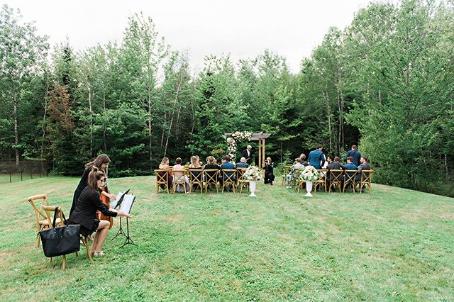 @candaceberryphotography caught us quickly turning the page mid-ceremony at a beautiful backyard wedding, post summer rain shower . . .  Planning: @elegantproductions Flowers: @chelsealeeflowers   . . . . . @sammylebans . . . .  #halifaxweddingphotography #novascotiawedding #peiwedding #newbrunswickwedding #newfoundlandwedding #Eastcoastwedding #weddinginspo #novascotiawedding  #instaweddings #tendermoments #realwedding  #thedailywedding #huffpostido #featuremeoncewed #junebugweddings #weddingstyle  #weddingmoments