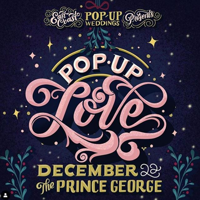 Oh my goodness, we are so excited for this! We've been huge fans of @eastcoastpopupweddings for a while now- Sarah Anderson is such a creative, warm, fabulous person. Details below!  The deets:⠀ December 22 at The Prince George Hotel⠀ Decor+flowers with Koko Mod Floral Design⠀ Photography with Applehead Studio⠀ Champagne toast for up to....⠀ THIRTY GUESTS! Yep, we've upped the guest list for this event. Bring everyone home for the holidays (and your wedding).⠀ ⠀ Plus, live ceremony and reception music by Bela Strings Quartet. I'm really excited about this. They're wonderful, they sound SO good, and they'll make this event extra special. ⠀ ⠀ Lastly, in the spirit of Christmas, we are giving away free honeymoons to each couple who gets married with us that day!⠀ We've got getaways lined up with ⠀ @whitepointbeachresort  @thequarterdeckns  @oakisland4season  @princegeorgehotel  @thekitchns  @anchorsawaycottage ⠀ Halifax looks so twinkly and festive at Christmastime and the hotel will look gorgeous. Come get married with us! ⠀ ⠀ Six spots available:⠀ 10⠀ 12⠀ 2⠀ 4⠀ 6⠀ 8⠀ ⠀ $3000 / couple  Get in touch to book!⠀