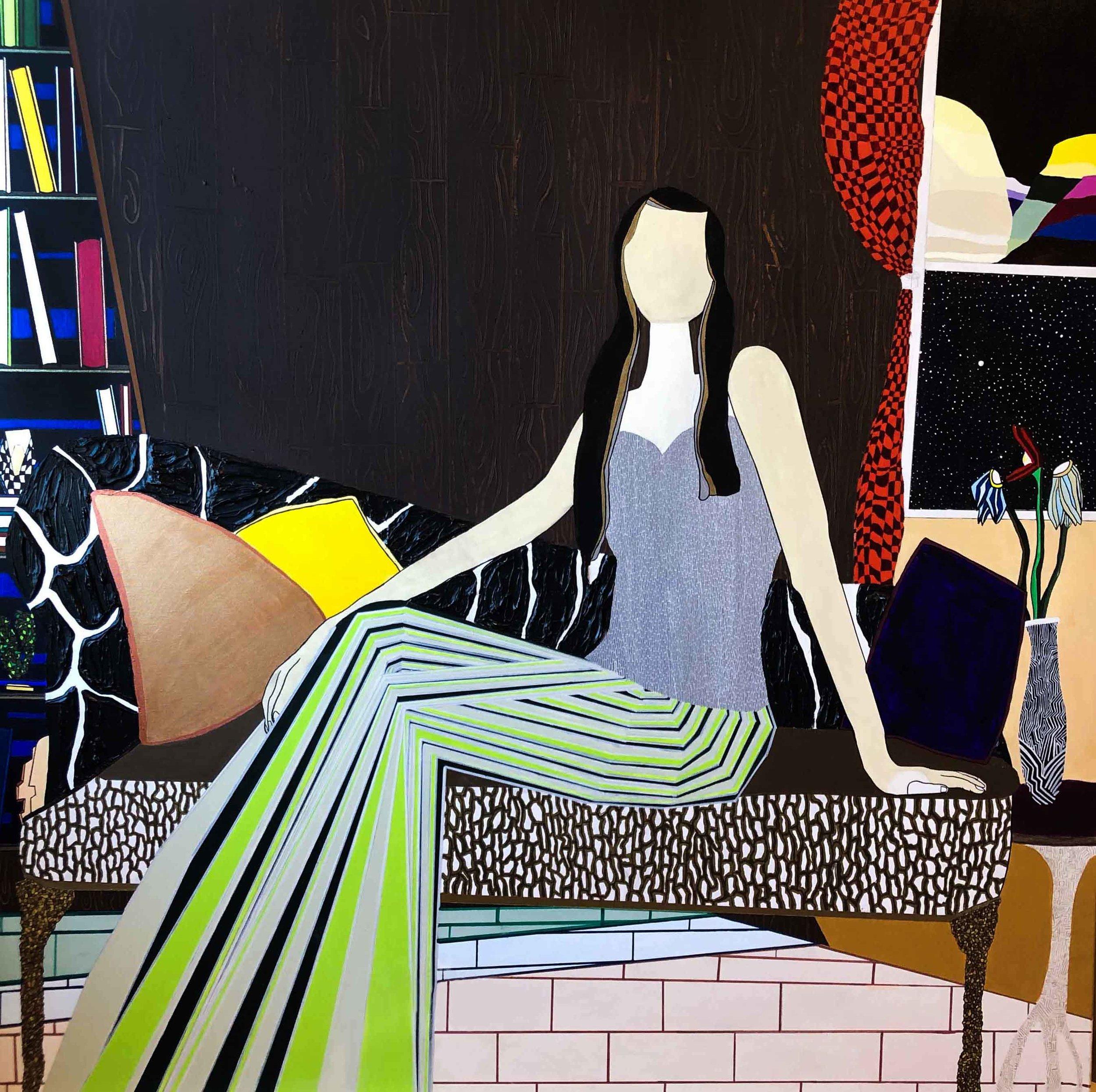 Kim Arrow Febuary 2019 Painting - Kimberly Aronow.jpg