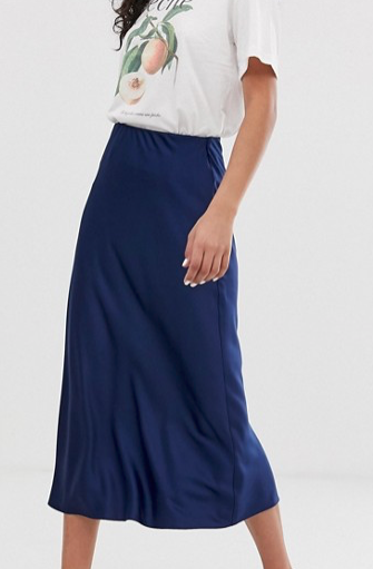 New Look Midi Skirt -
