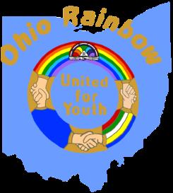 Ohio Rainbow PNG