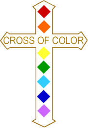 Grand Cross of Color PNG