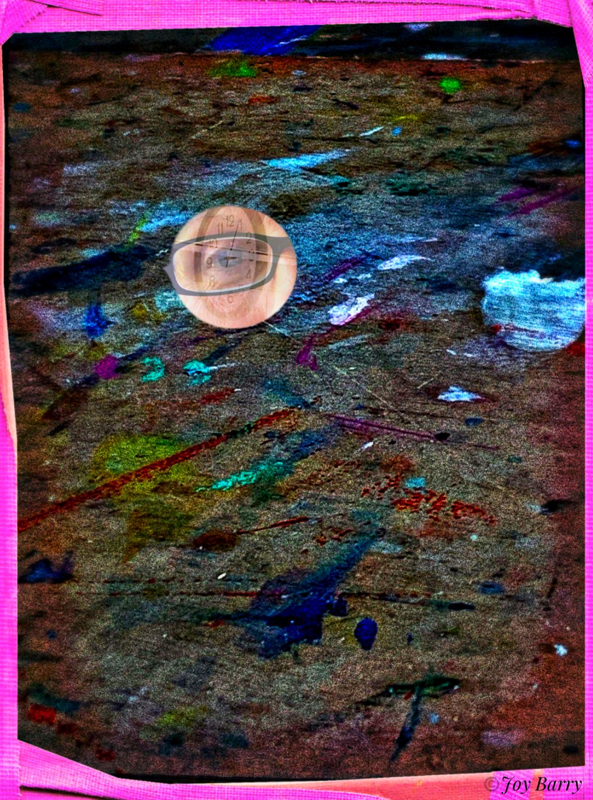 April 6, 2019 - Foveal vision.