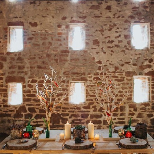 Minimal tablescape bridal barn.jpg