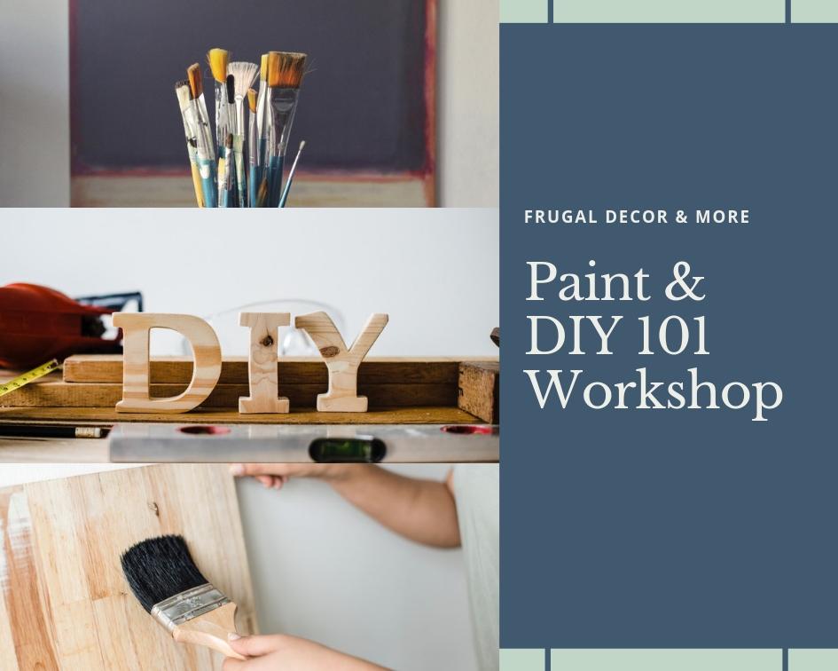 Paint & DIY Workshops