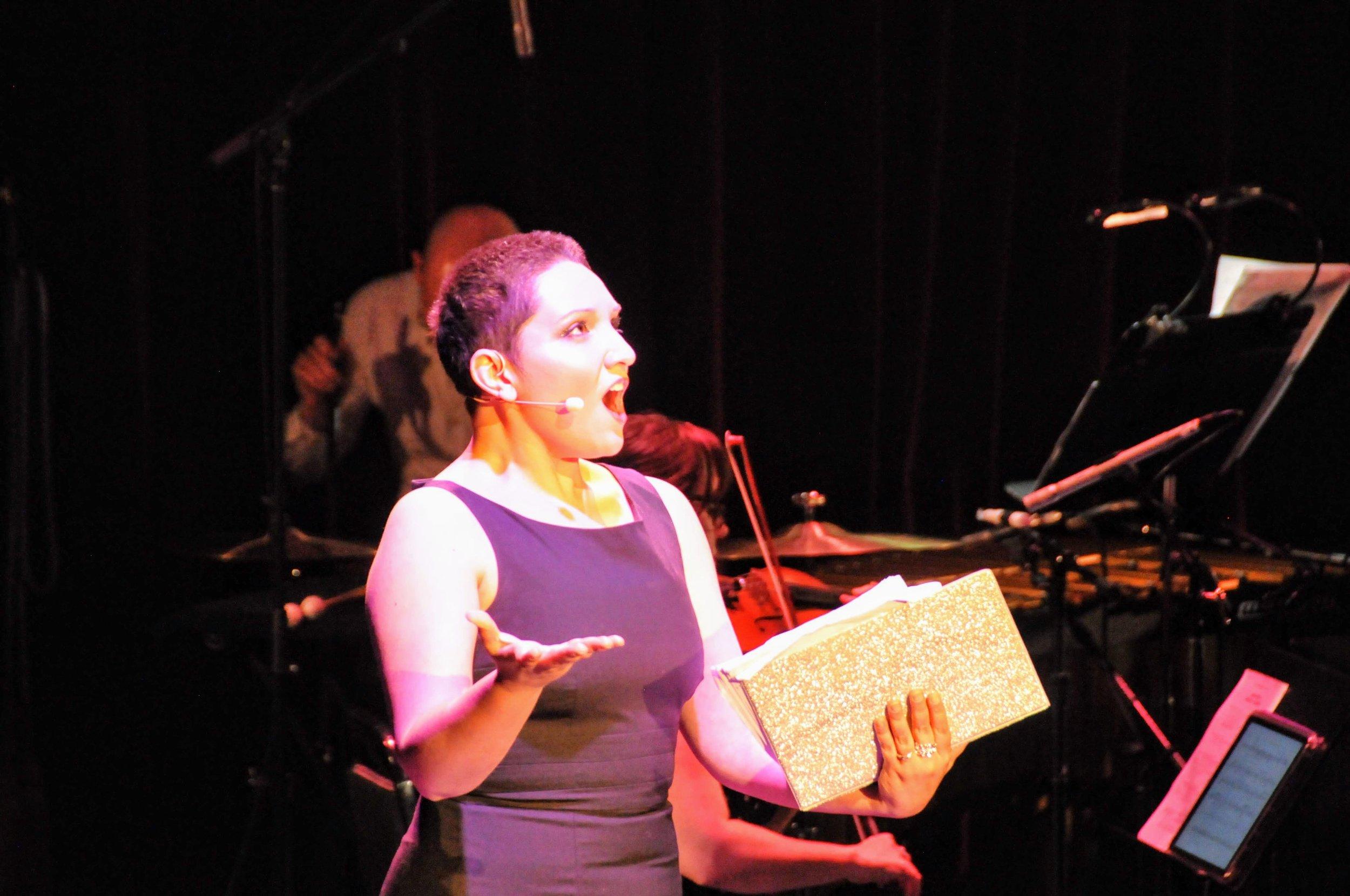 Aliana de la Guardia, singing with a vibrant voice… sang resplendently - Boston Classical Review