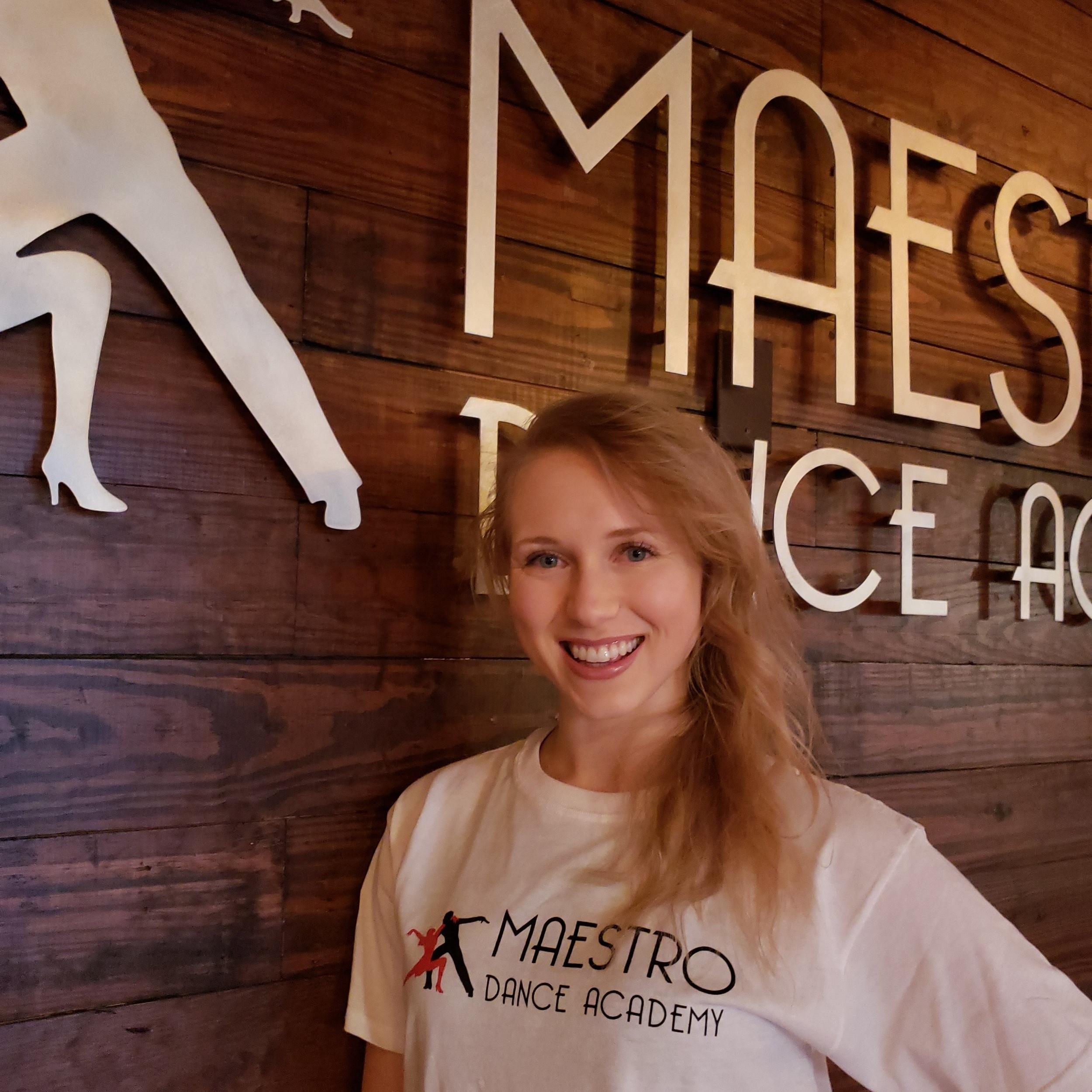 Michelle Camarata - Artistic Coordinator, Dance InstructorSpecializationsAmerican Smooth and RhythmSocial Dance and SalsaWedding Dance