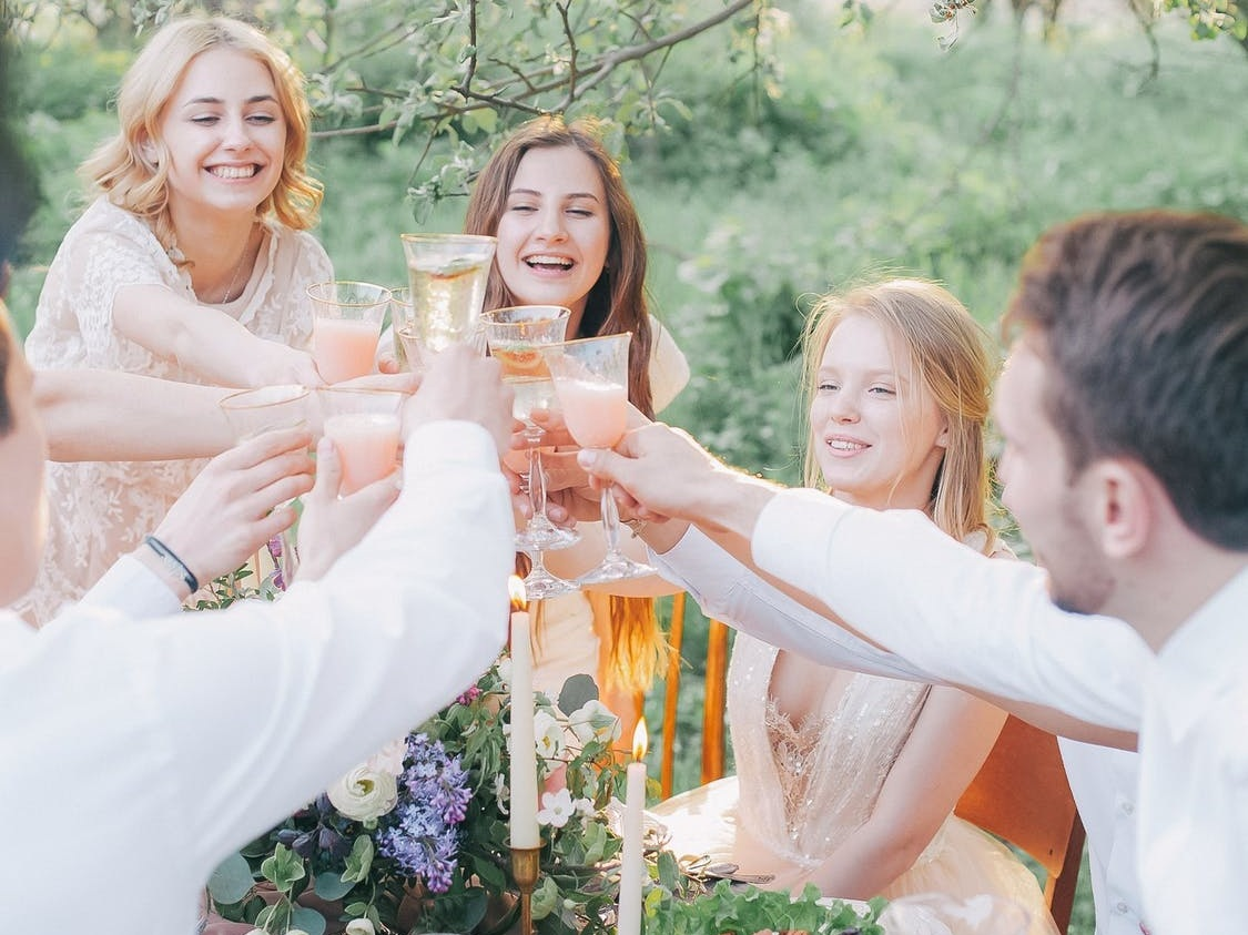 Engagement Parties - Make the special day memorable.