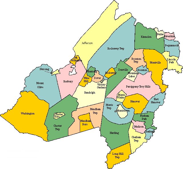 Morris County -