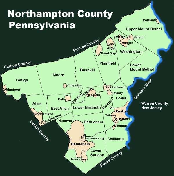 Northampton County -