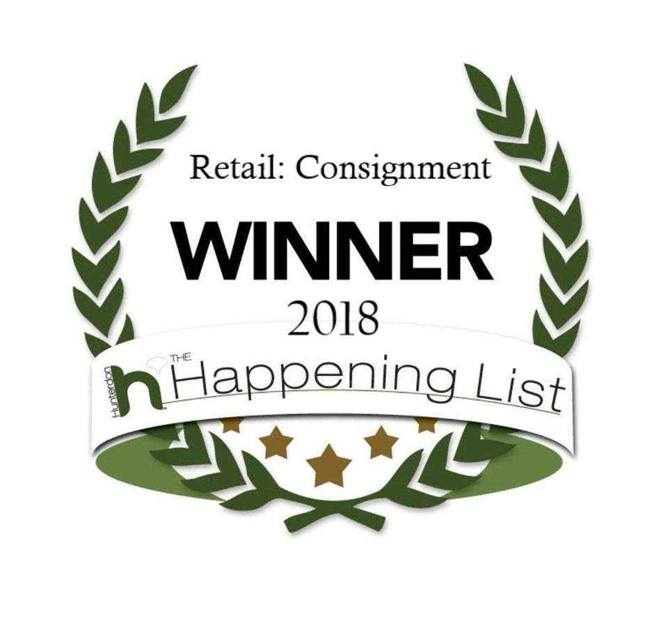 2018: Best Consignment Shop