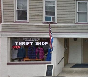 Catholic Charities Thrift Store & Food Pantry   387 S Main St, Phillipsburg, NJ 08865