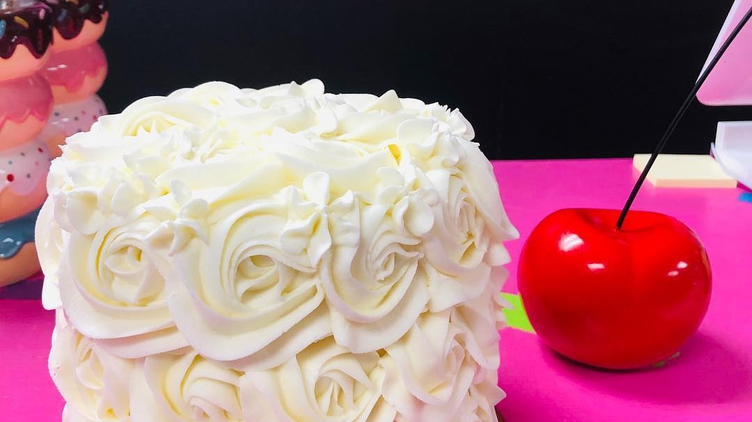 our cakes don't quit - and neither do we