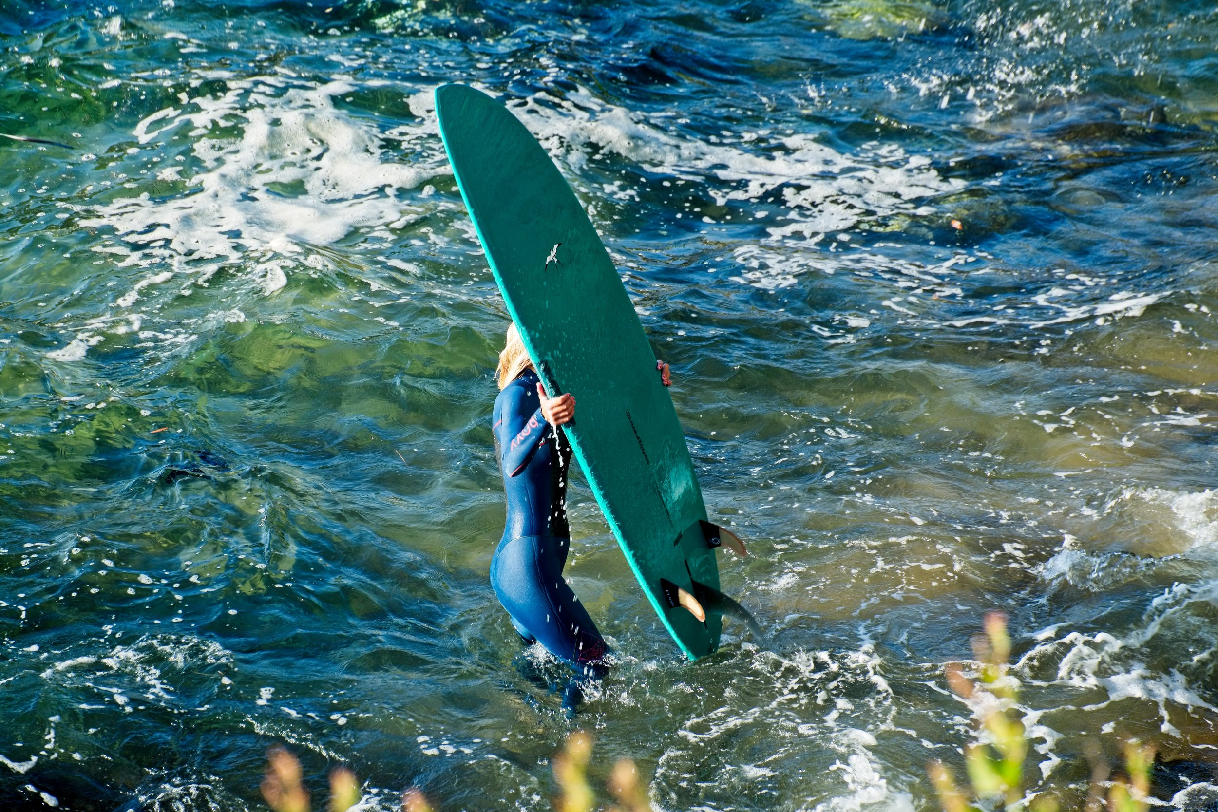 Surf Lessons every week!