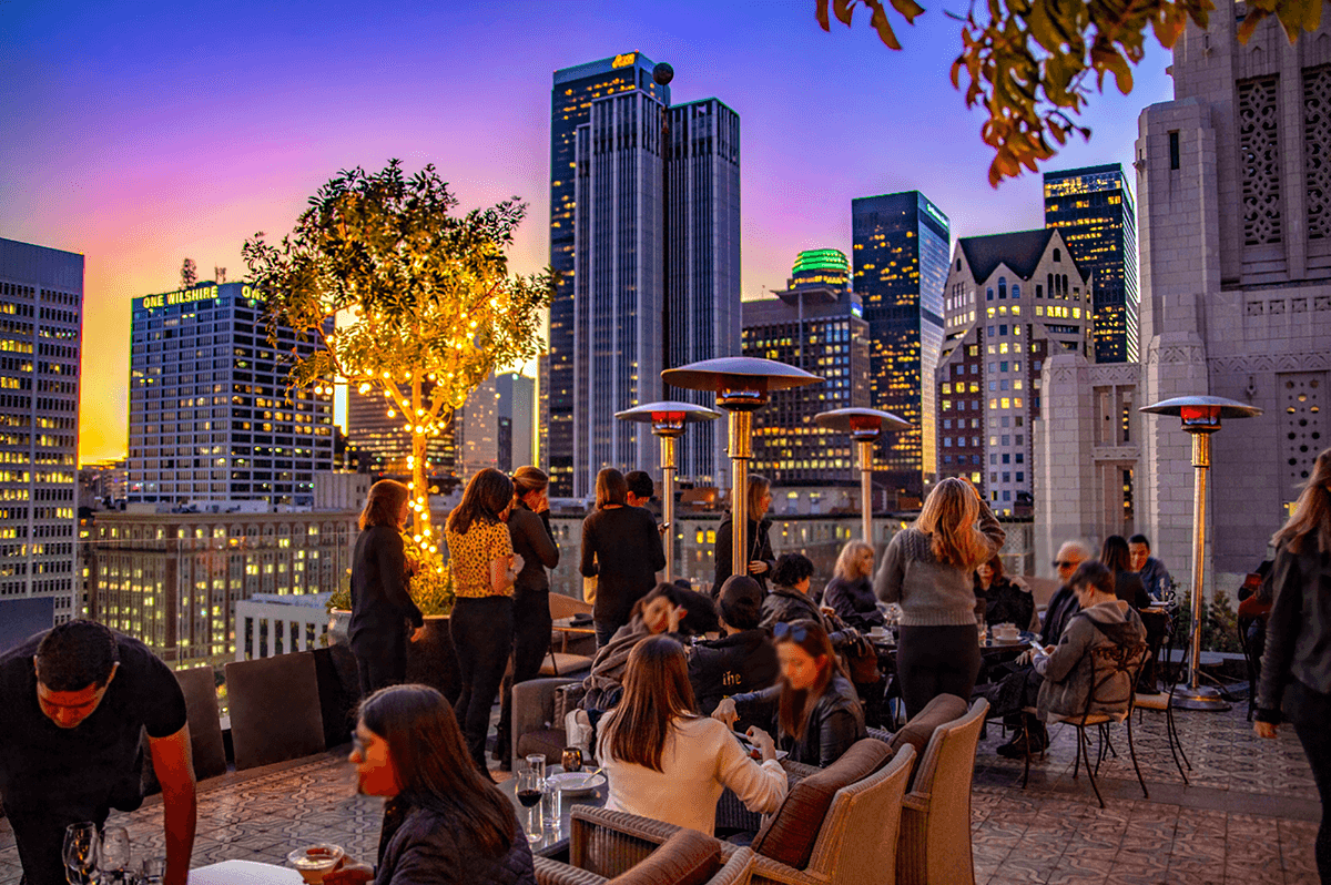 Los Angeles hook up bars Hoe lang ben je al dating quiz