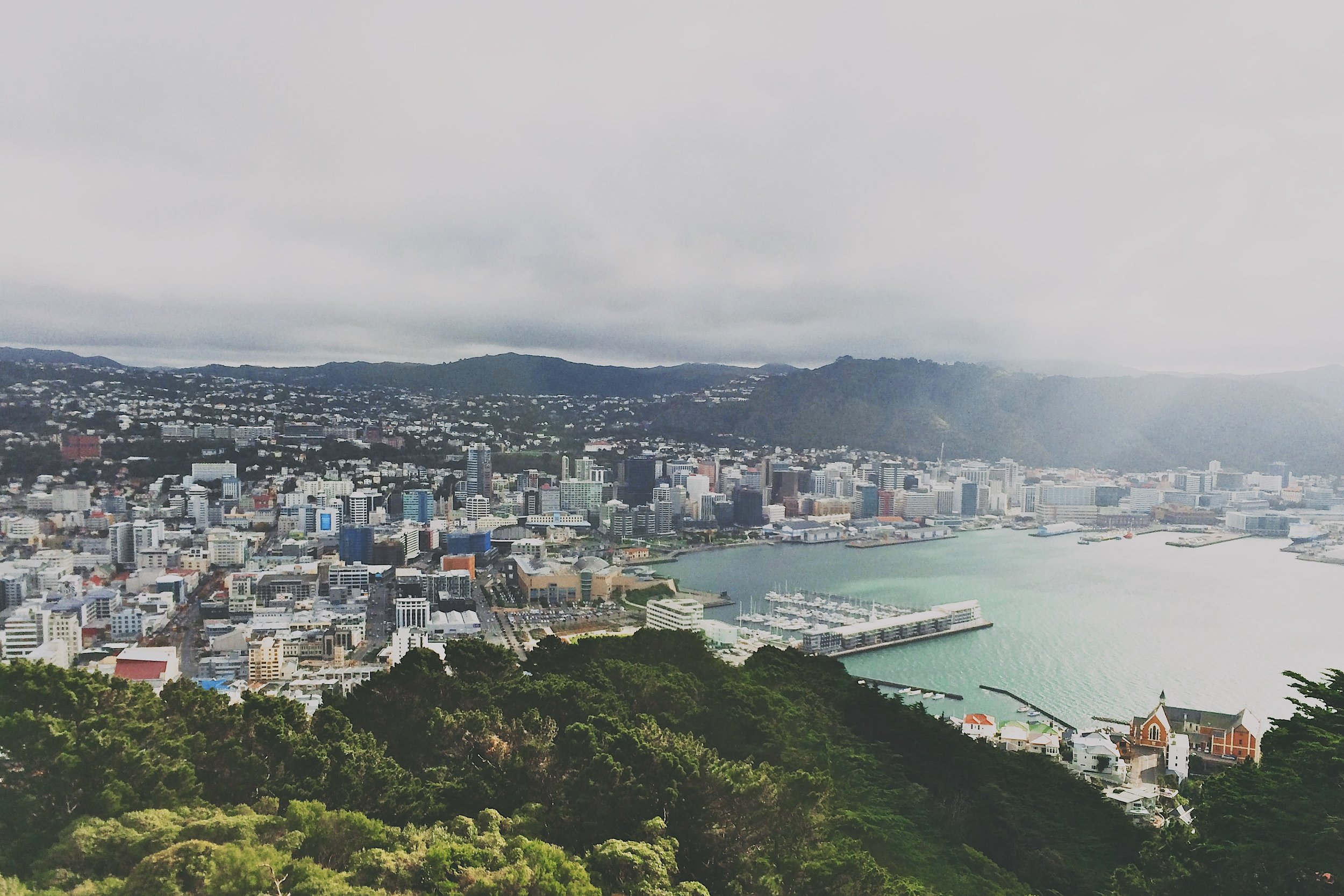 Wellington - Wednesday 28th August