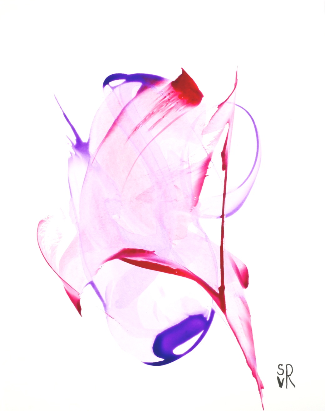 Purple and Pink Series -