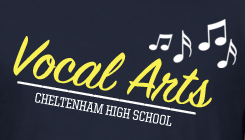 CHS Choirs, A Cappella, andTouring Ensemble - For information on these programs, please visit cheltenhamchoirs.org.