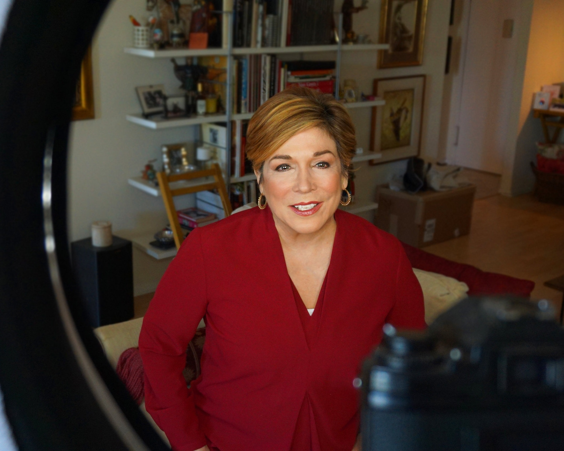 Denisse Oller NYC NJ CT Professional Media Training Award Winning Journalist