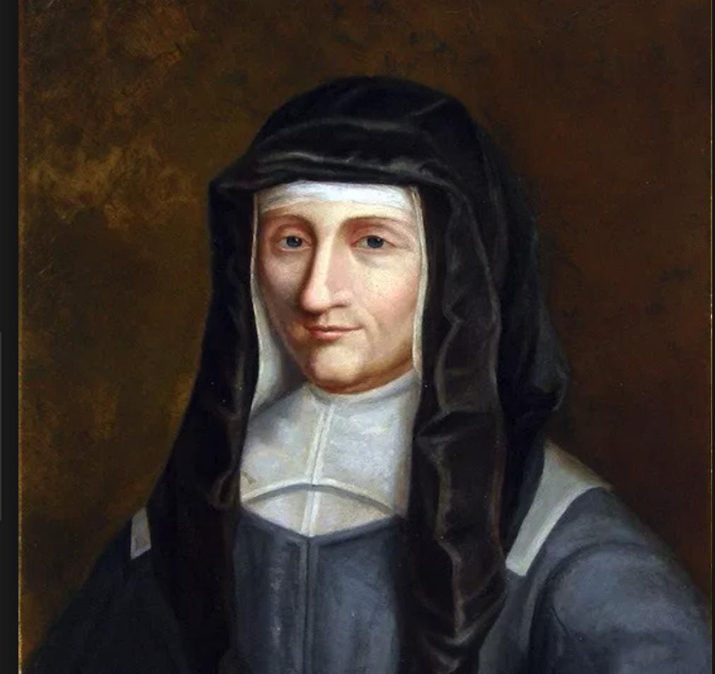 St. Louise de Marillac -