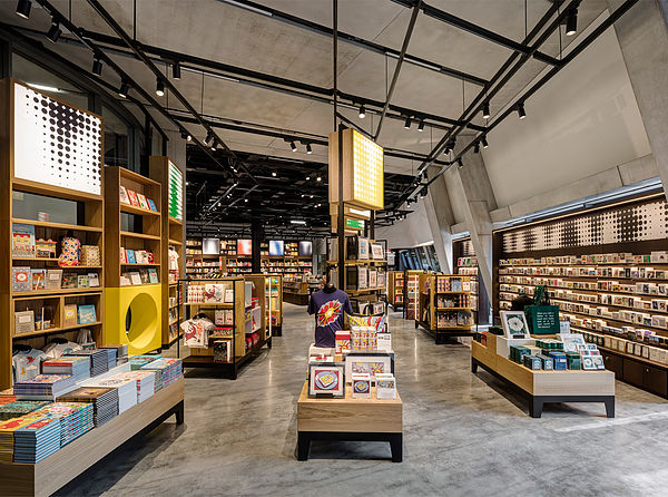 Tate Modern | Retail Shop Expansion.   Read More Here.