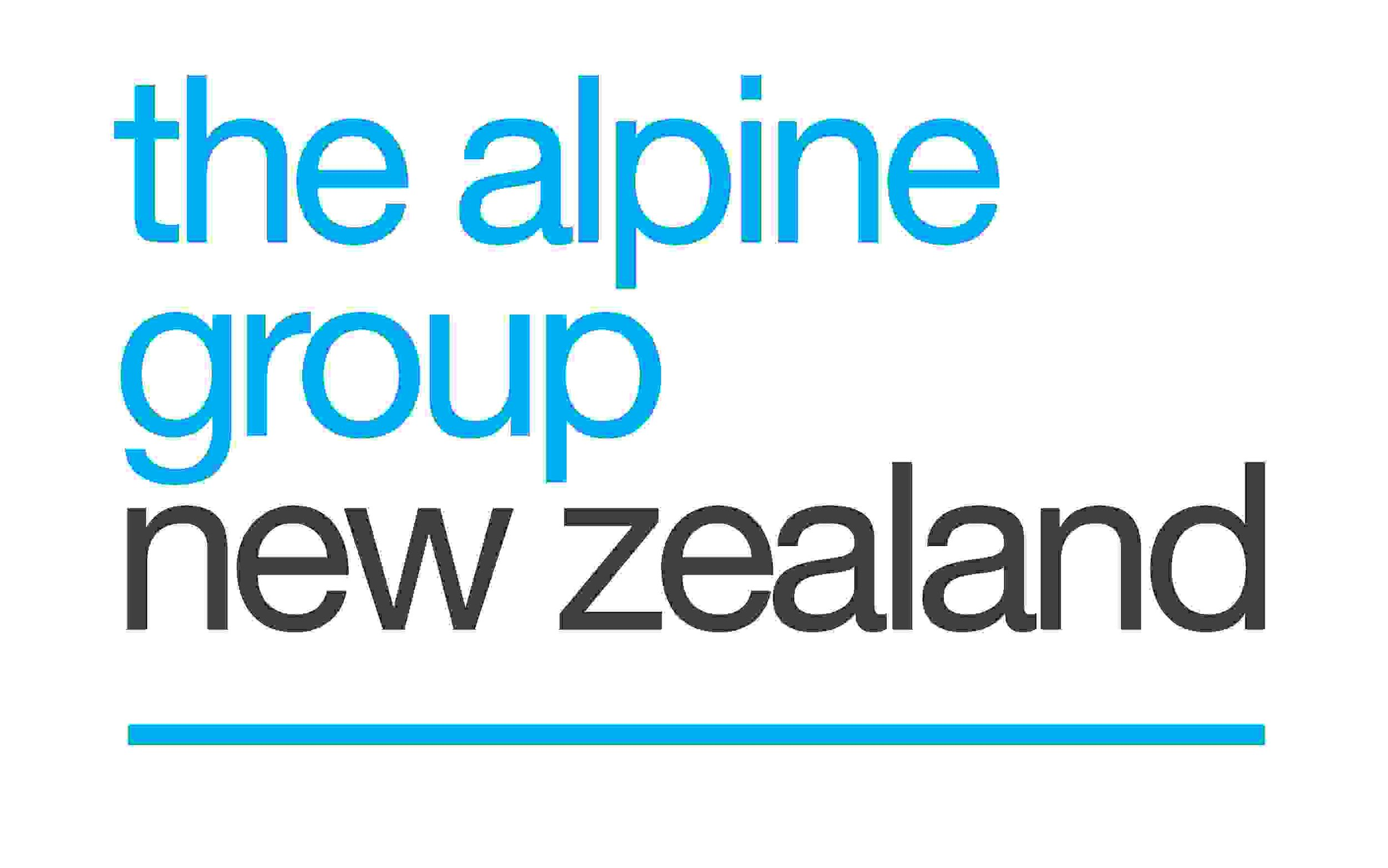 Alpine Group Primary logo