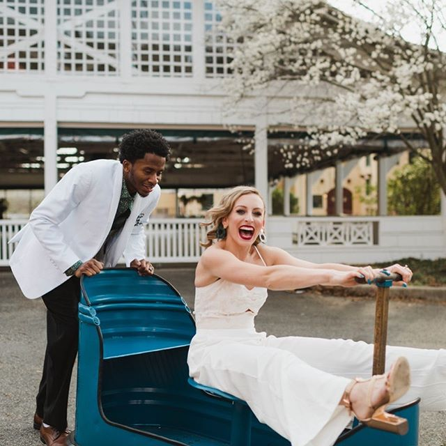 Rolling into the weekend like 💨  Models: Abby and Zay Venue: @glenecho_events Photography: @stephdeephoto Planners and Day-of Coordinators: @dayofcoordinators Florist and Design: @rockingbirdflowerco Wedding Dress : @moderntrousseau Groomswear : @generationtux Hair and MUA: @kristinmastrangelomua Cupcakes: @snicklefrittzco Cakepops:@cakewichcraft Molecular Food and Cocktails:@molecularfoodcocktails Tablescape Rentals:@prettylittleweddingco Furniture Rentals:@smthingvintage Table Vases: @thedistressinggirl