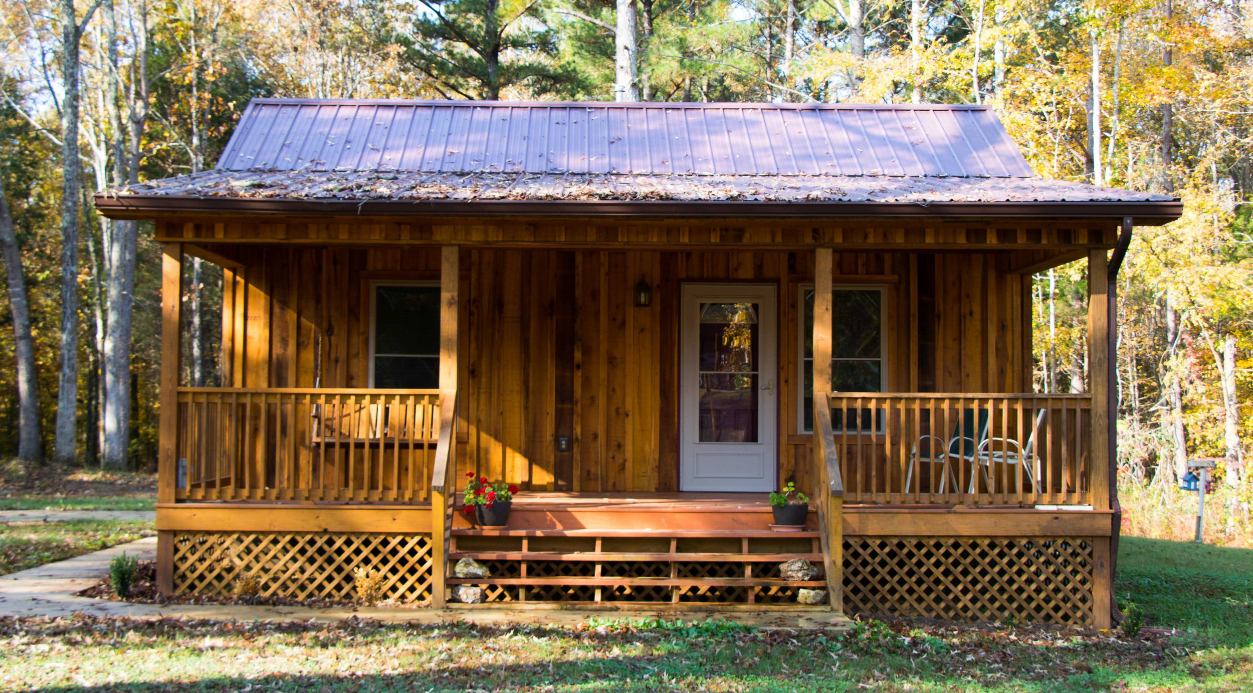 The Cabin at Airbnb