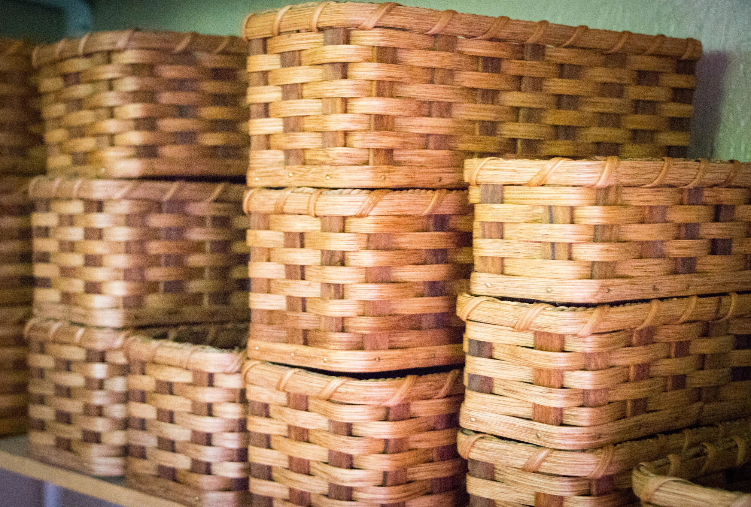 Artisan Baskets by Marie -
