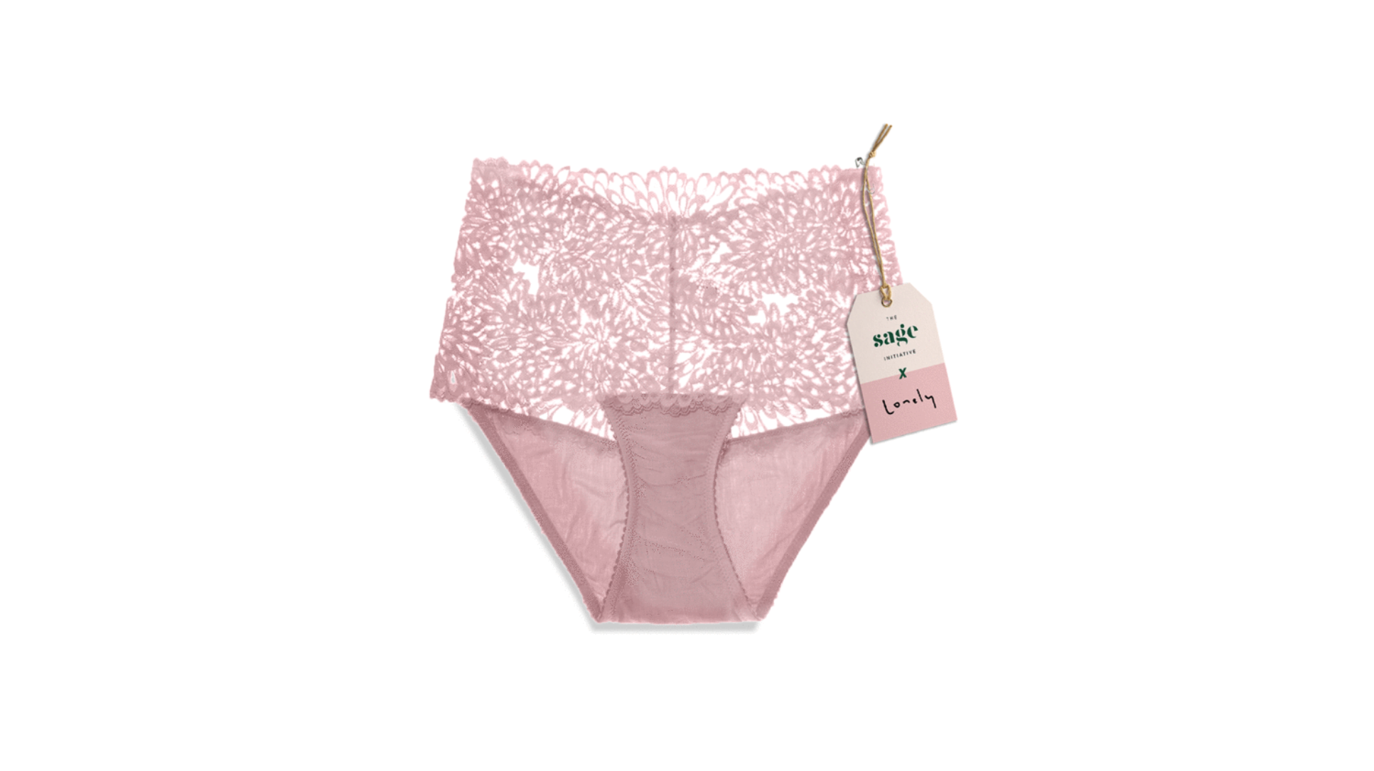 "Redesigned ""granny panties"" aimed at defying the stereotypes"