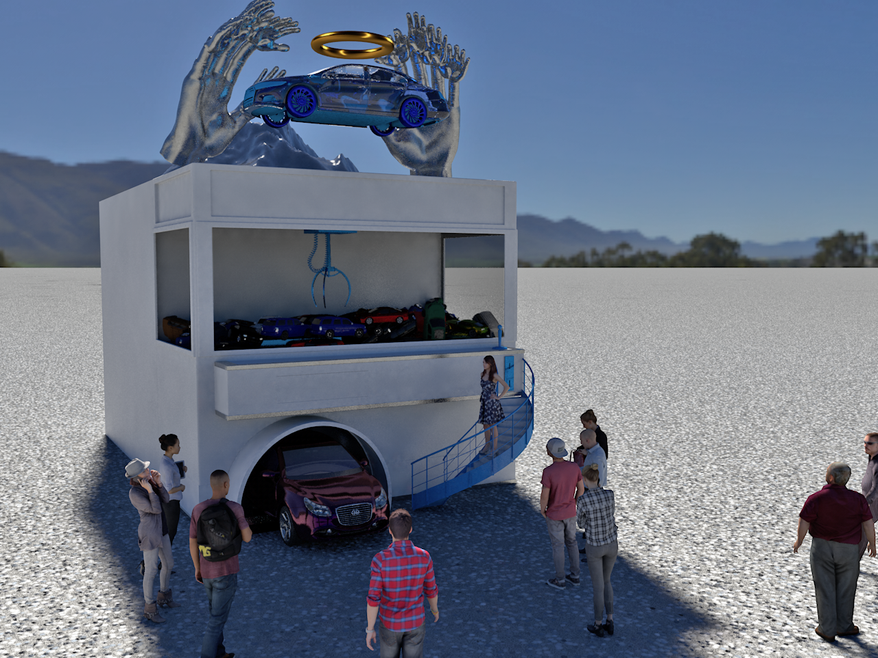 Carvana Claw Side.png