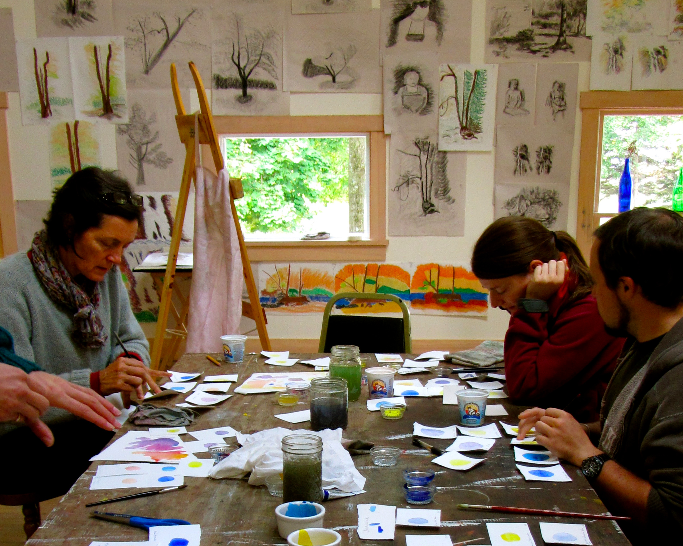 Low Residency Painting Course -