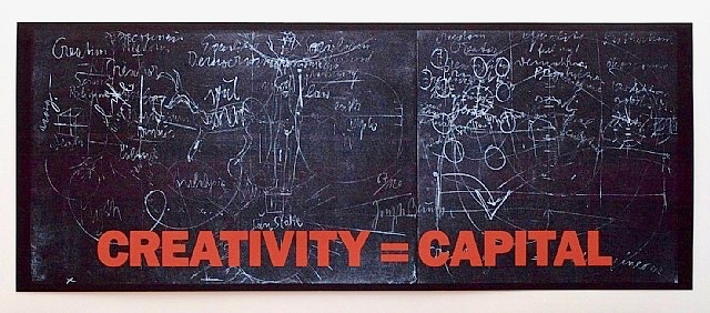 Joseph Beuys. New York Subway Poster. 1983   MoMA