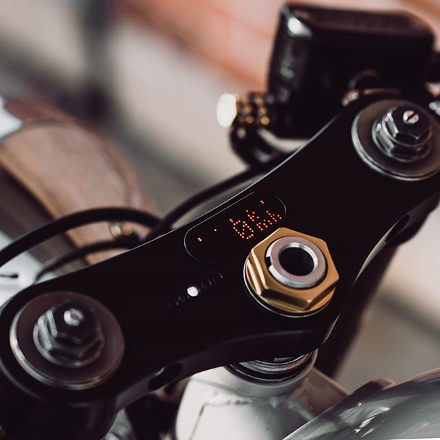 Swipe ➡️ for some details on the Virago chain drive! More bikes on the way 😈 #485designs
