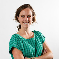 2018 - Alexie SellerCEO, Pollinate Energy