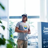 2018 - Pete CeglinskiCo Founder, Seabin Project