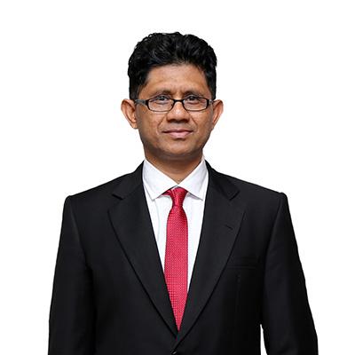 Alumni - Dr Laode M. SyarifCommissioner for Corruption Eradication Commission (KPK)