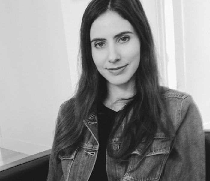 Ali Malamud  USC 2019  Ali is a multi-disciplinary product designer who's passionate about storytelling and startups. She previously designed at Visa and FabFitFun.