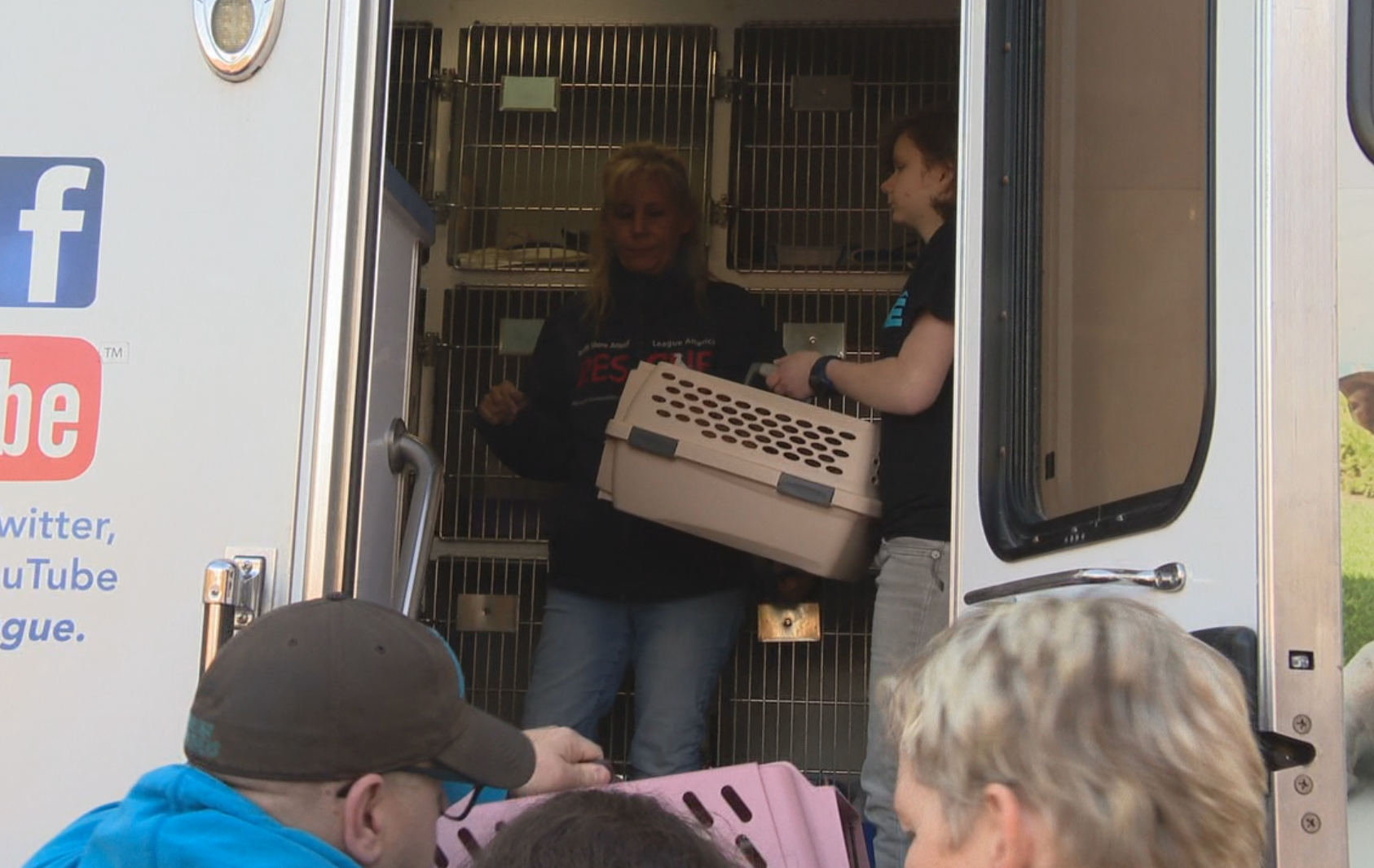 Outreach — Mitchell County Animal Rescue