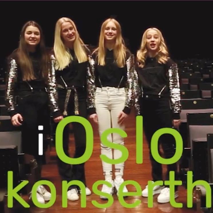 Bli med i Konserthuset! - I konserthuset har vi plass til 1000 elever, og nå kan dere registrere dere og bli med!