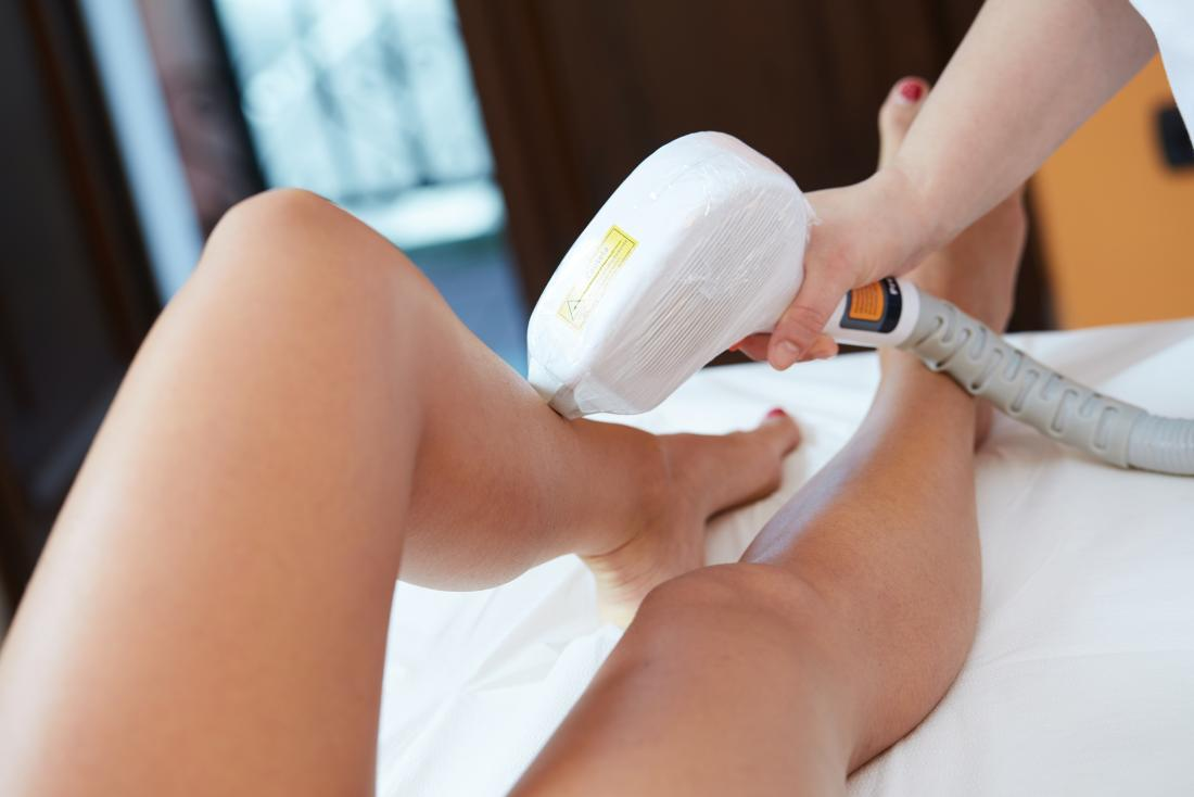 Hair Removal - iPulse Laser - Get in touch for more information.