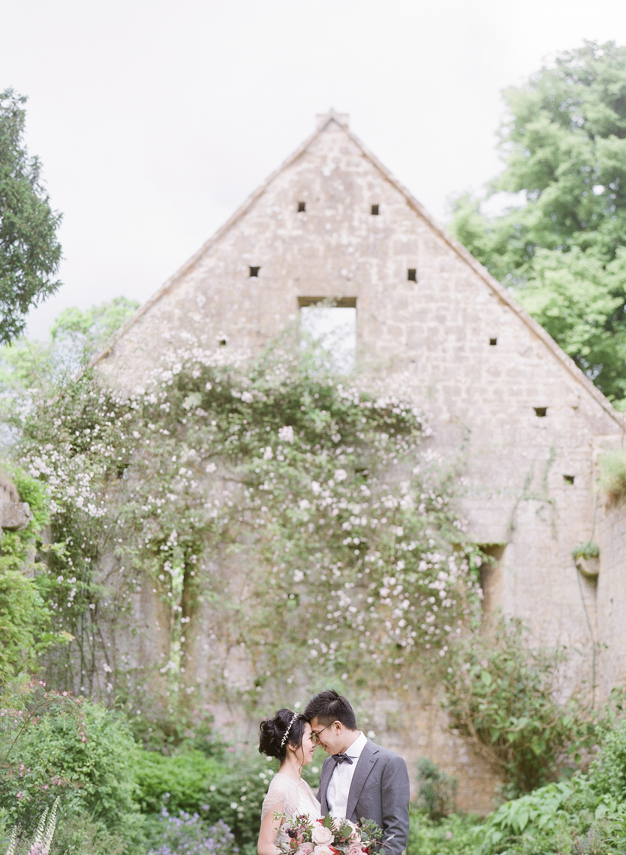 Engagement at Winchcombe | The Cotswolds - Chantel & James