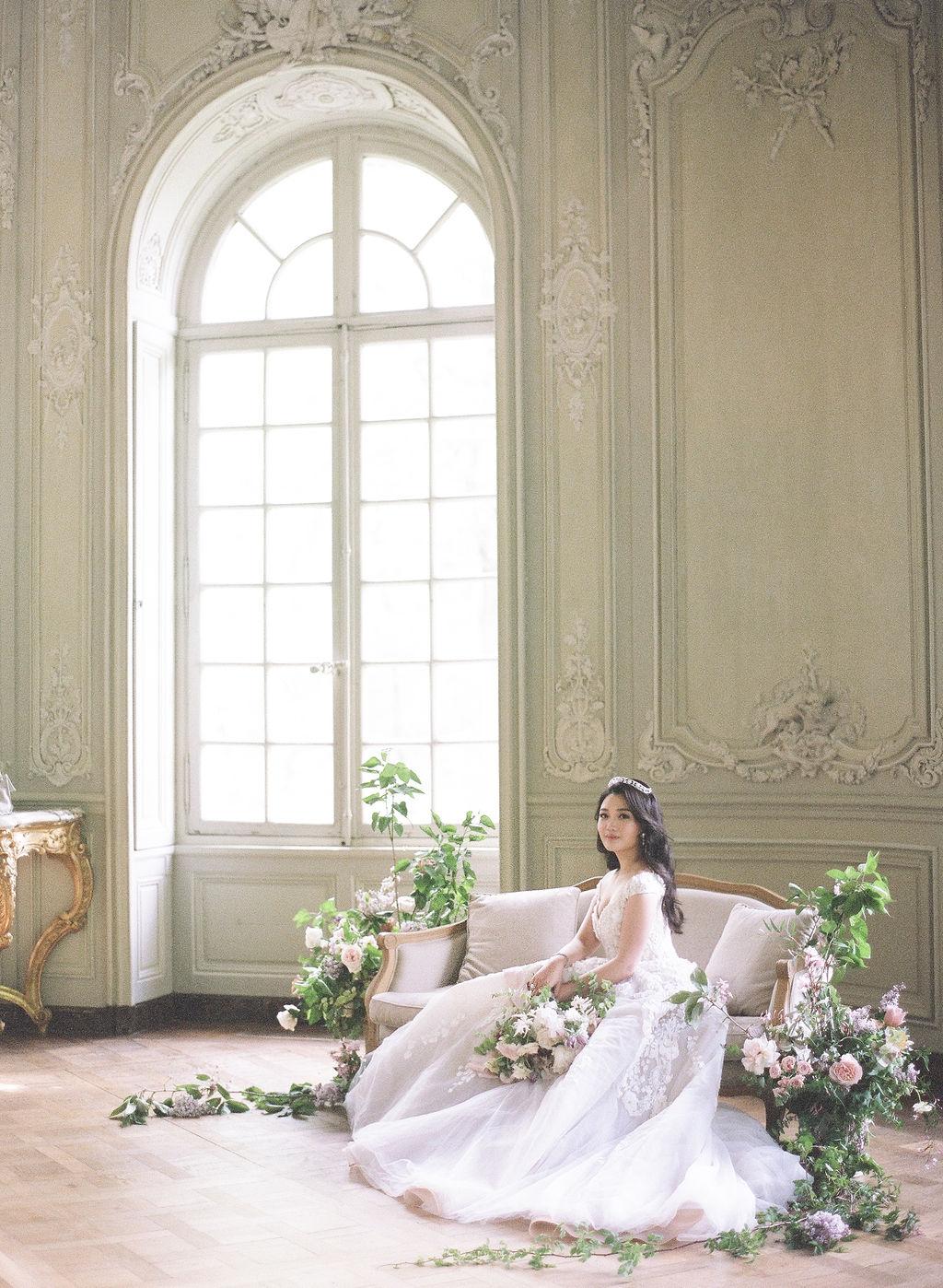 Chateau de ChantillyParis, France - Karen & Sam