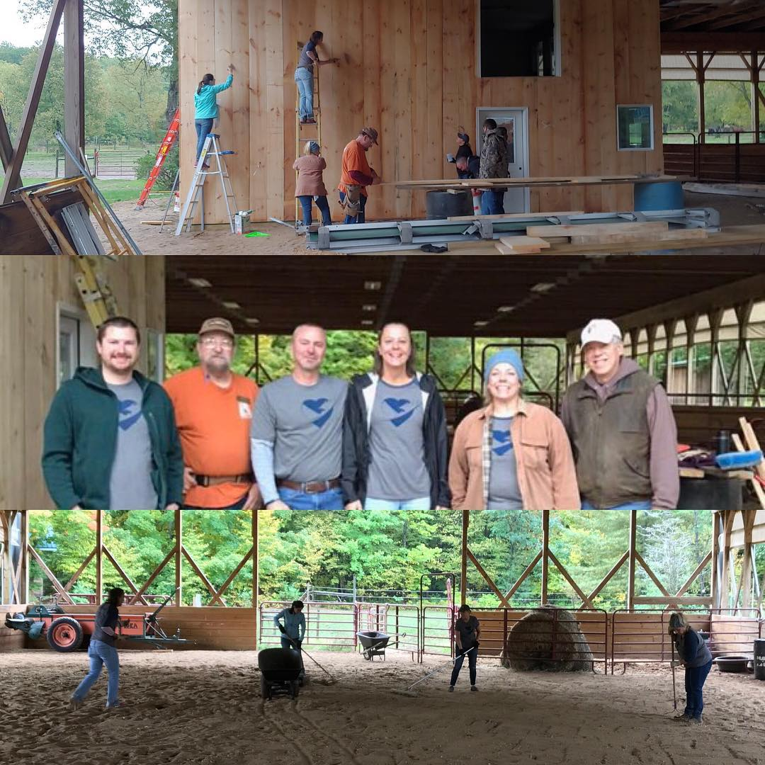 Volunteer at Peace Ranch to Make Child, Teen, and Veteran Equine Therapy Possible