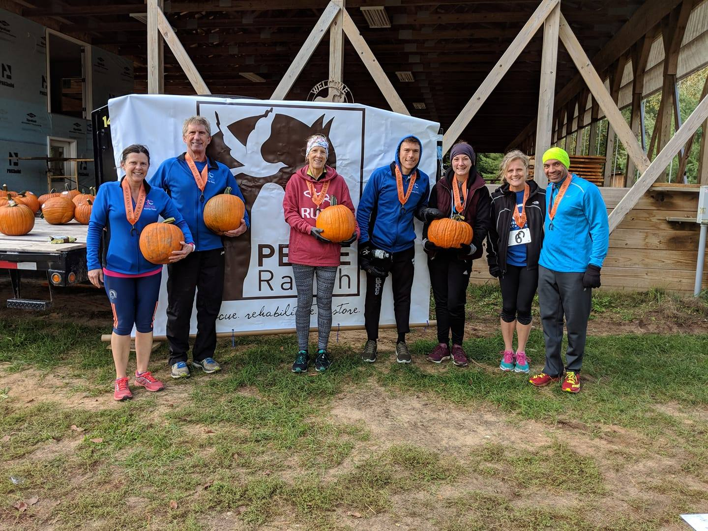 The Peace Ranch 5k/10k Run offers a unique 5k through the Pere Marquette forest or a rugged 10K trail course. Walk, run, or take a ride on a horse-driven carriage. All proceeds benefit rescue horses in our therapeutic herd.