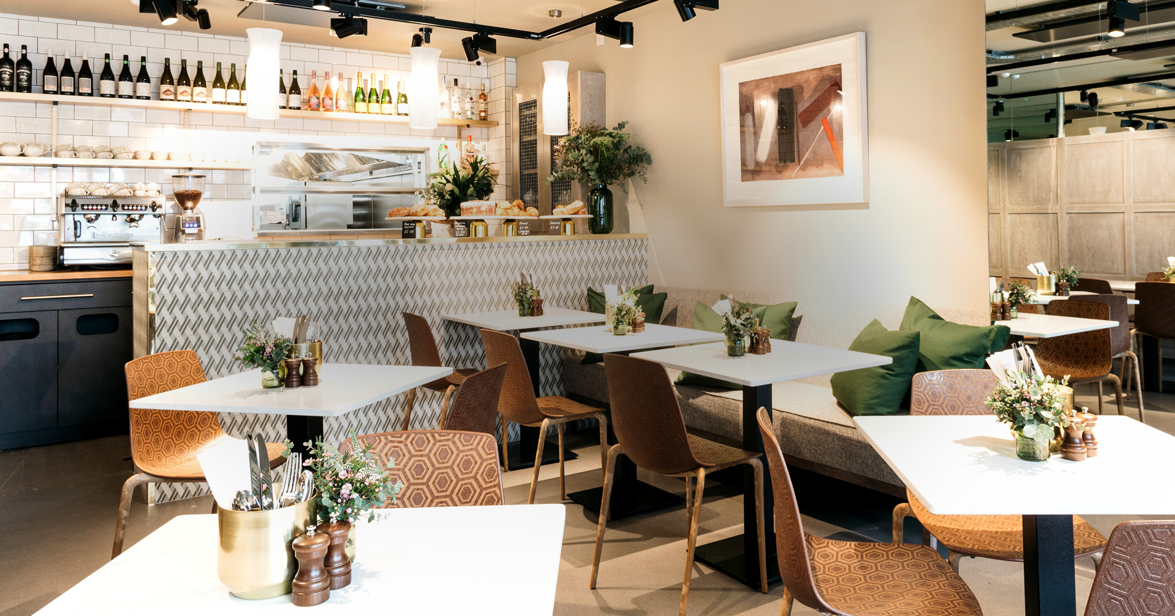 the new destination for long brunches with all your hungover friends -