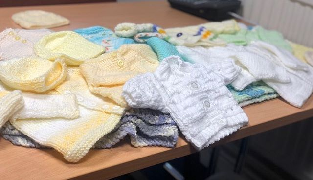 Just a few of the fabulous donations we have had over the past couple of weeks. We can't thank everyone enough for the support we have received recently 💛✨ #thebighelpproject #knowsley #babybasics #foodbank #community #charity
